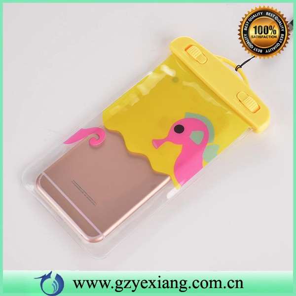 fancy animal style waterproof case for nokia lumia 1020 pvc waterproof bag