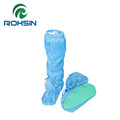 anti-static boots with soft sole for cleanroom
