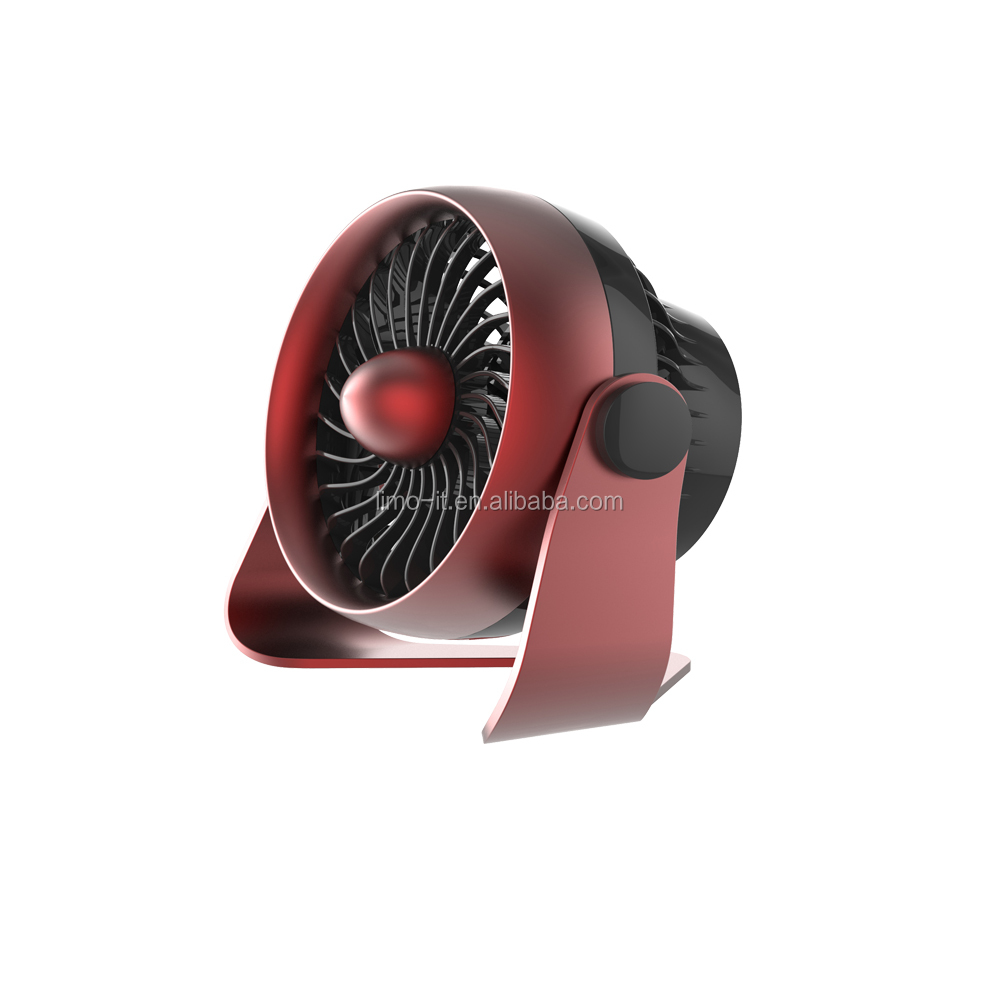 2017 new high quality cooling summer, business gift rechargeable mini fan USB