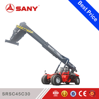 SANY SRSC45C30 45 Tons Flexible Hydraulic Machine Reach Stacker with Gost