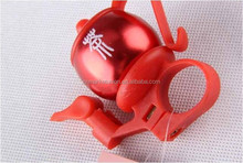 bike bell in bicycle bell,kids bicycle bells,plastic bell for bike