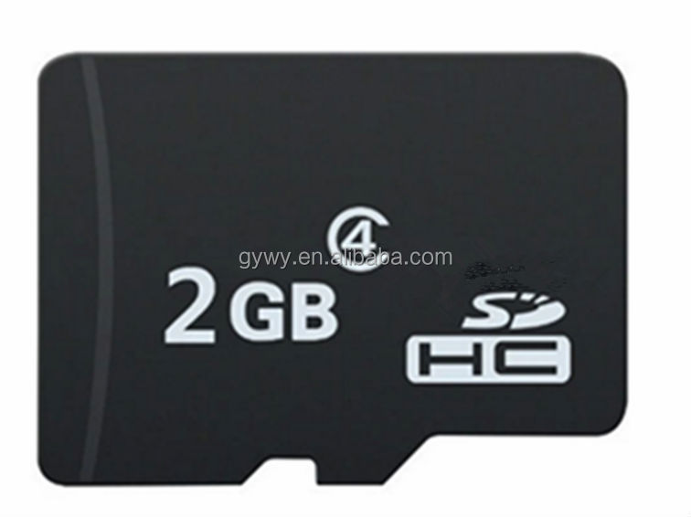 New Taiwan TF Micro memory sd cards 2gb wholesale