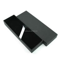 Black packaging printing cardboard pen display box