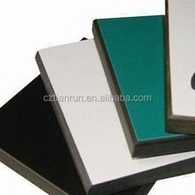 Green Chemical-resistant laminate panel for laboratory