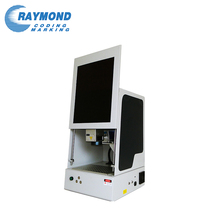 Hot sale 10w fiber laser marking machine