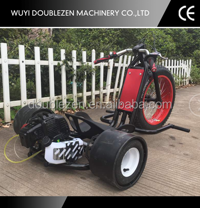 Chinese Three 3 Wheel Motorcycle Children Good Performance Ce Approved Drift Trike