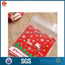 Hot sale clear opp plastic bag for food / cookie