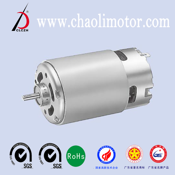 CL-RS550 brush dc motor for electric drill