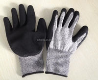 CE approval safety hands glove