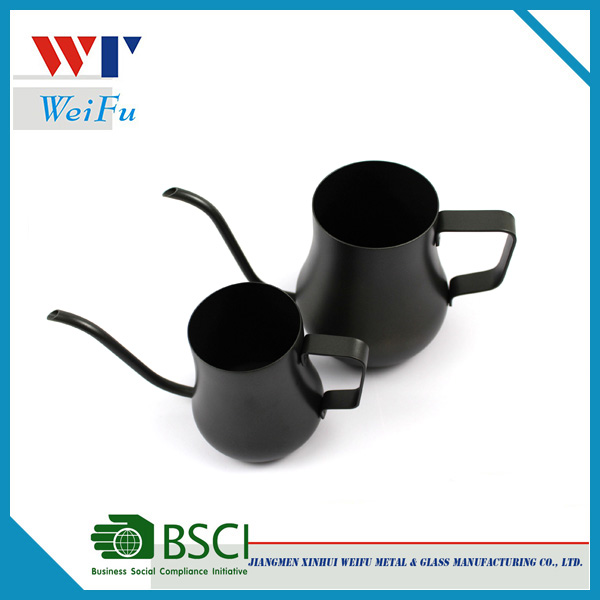 Taobao Amazon Suppliers wholesale latte art tools stainless steel milk frothing jug