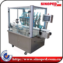 vegetable whipped cream filling machine