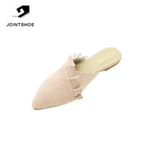 New designs new model woman flat sandals shoes for wholesale