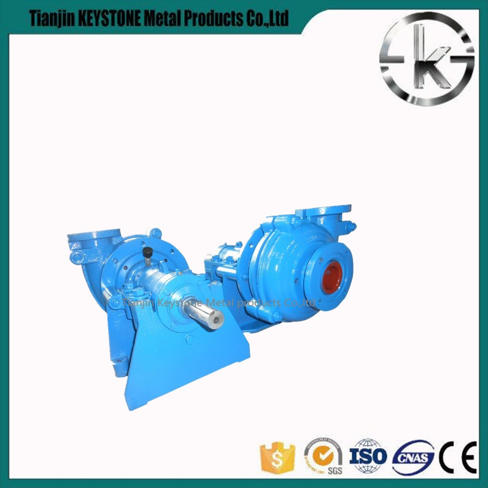 Centrifugal Sand Mud Ash Slurry Pump Manufacturer for Ball Mill