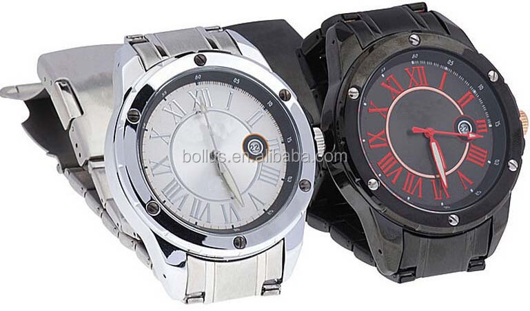 New watch 2014 all stainless steel watch mj watch