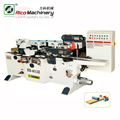 Four Side Moulder with double pillar lifting