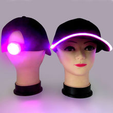 Night sport/walking safety Led night light cap
