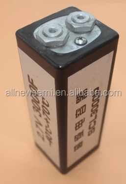 Through Hole Package Type and Super Capacitor Type ultracapacitor 3000F 2.7V
