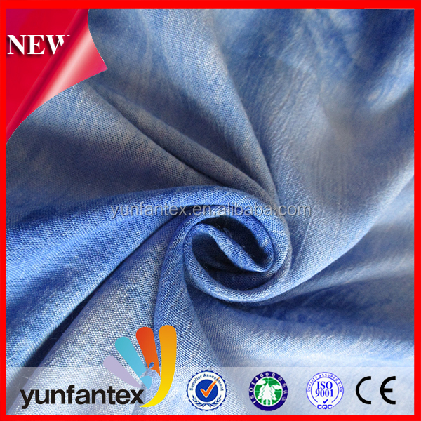 2018 new development 65% polyester 35% cotton ,space dyed fabric