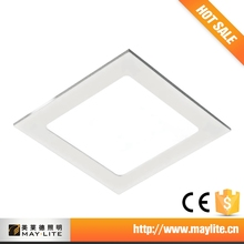China Factory Explosion Proof Lighting 6W Led Panel Light 12W
