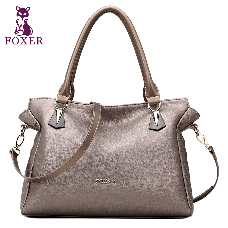 Newest style hand bags top quality genuine leather shoulder bag with OEM/ODM