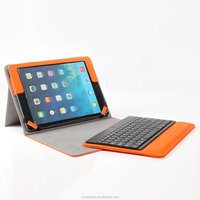 Fashionable Flip Leather Removable Detachable Wireless Bluetooth Keyboard Case for Apple iPad Air
