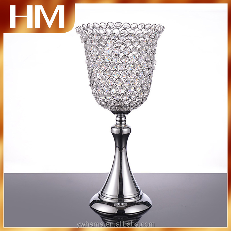Professional candelabra centerpiece wedding party decor with great price