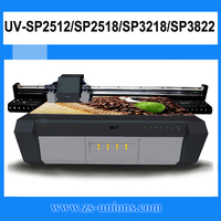 economic flatbed uv curable inkjet printer for wholesales