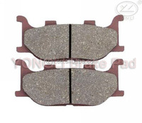 Front sintered brake pads for SINNIS Max 125 QM 125-2V 08-09