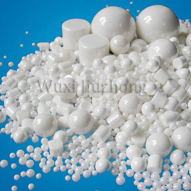 2.4-2.6mm extreme Wear reisisting ceramic Zirconia ball/bead for grinding and milling