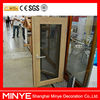 Aluminum wood composite windows made in china