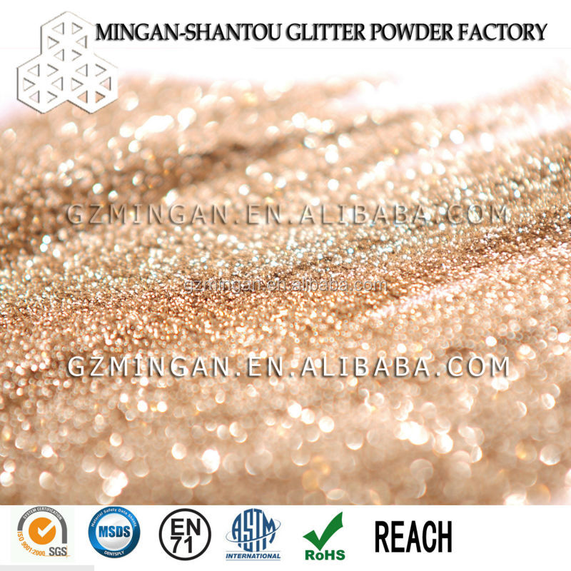 wholesale bulk christmas ball ornament cap glitter powder