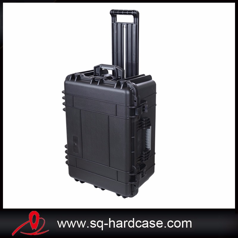 China Security Equipment Hard Plastic Pistol Carrying Case