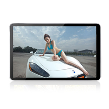 42inch lcd kiosk Win7 Wall Mounted Digital Signage HD tv showcase designs back seat tv for car