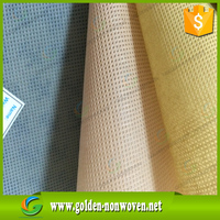 China Supplier Wholesale 100%pp spunbonded nonwoven fabric,printed 100gsm nonwoven fabric for nonwoven shopping bag,