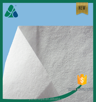 Spunlace nonwoven/1/4 fold cleanroom wipes, View Spunlace nonwoven ...