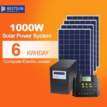 Use good 1kw 3kw 5kw 10kw 20kw 50kw 100kw off grid high frequency solar energy system for home