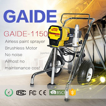 GAIDE- 1150 best airless paint sprayers reviews