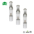 E cigarette starter kit with dual coil atomizer blister package ego atomizer