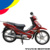 china 110cc red gas motorcycle, automatic motorcycle