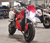 Plastic motorcycle electric 8000w with long service life