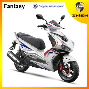 ZNEN MOTOR -- Fantasy 2017 new model 125CC ,50CC scooter With EURO 4 EFI technolegy.