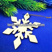 Wooden Christmas Decoration(wooden Craft/art In Laser Cut& Engraving