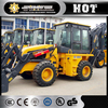 widely used new price high quality xcmg xt860 mini backhoe loader widely used for sale