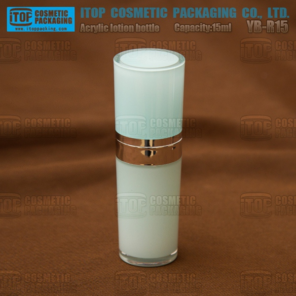YB-R15 15ml special recommended popular taper shape small delicate acrylic scent bottle