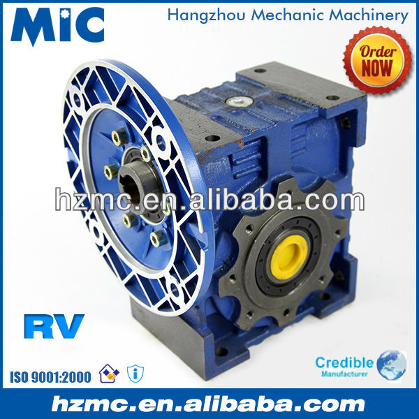 NMRV Power Worm Gearbox Casting Iron reducer Worm Model 110 to 150