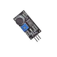 LM393 Sound Detection Sensor Module Electric condenser microphone voice sensor for toys