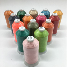 Excellent Quality 100% Polyester Embroidery Polyeste 120D/2 Sewing Thread