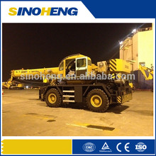 China SINOHENG QRY30A 30T Rough Terrain Crane with Best Engine
