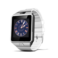 Wholesale Smart watch Android bluetooth DZ09 Smart Watch with SIM Card and Camera Mobile Smart Watch phone