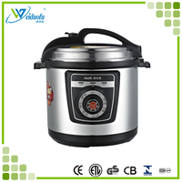 2.8L ETL apprvoed Economical stainless steel electric pressure cooker rice cooker